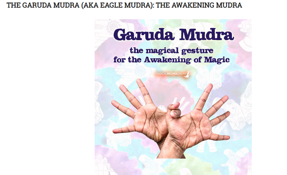 Learn ancient wisdom through yoga Mudra's to increase your energy and abundance!!!